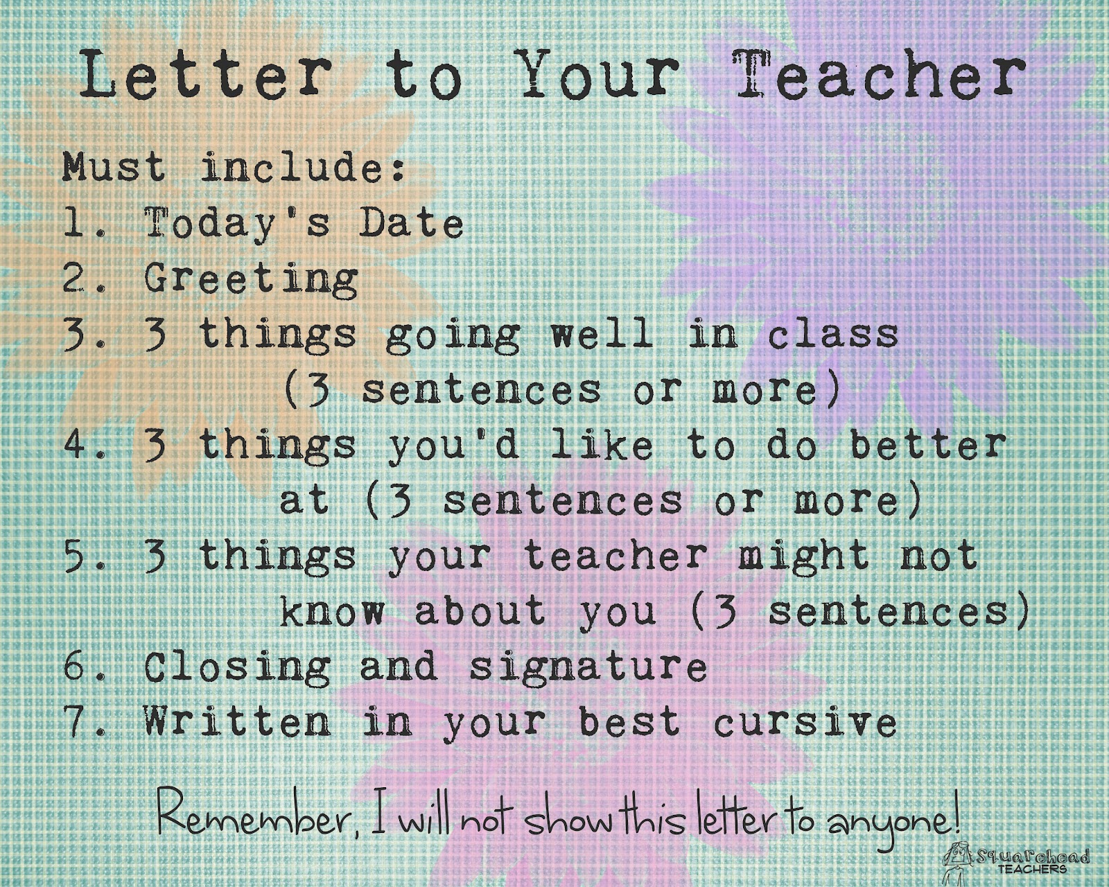 Letter To Your Teacher from squareheadteachers.files.wordpress.com
