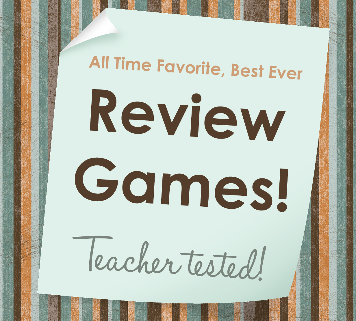 games to review for tests