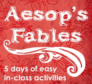 Aesop's Fables Collection (free worksheets)