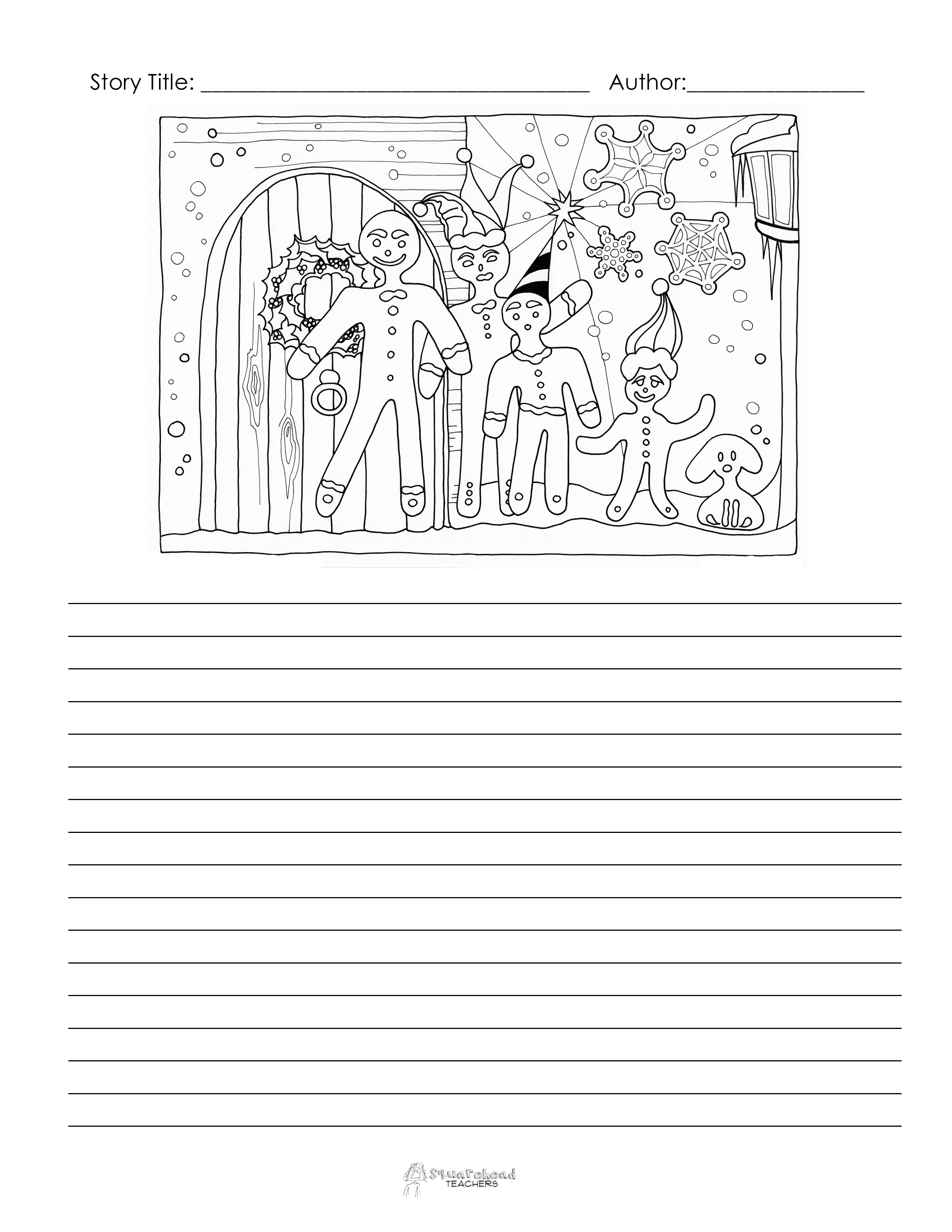 elementary story starters Story starters to inspire creativity in writing with your students can be used for whole one at a time for whole group or cut up and put into a writing center great.