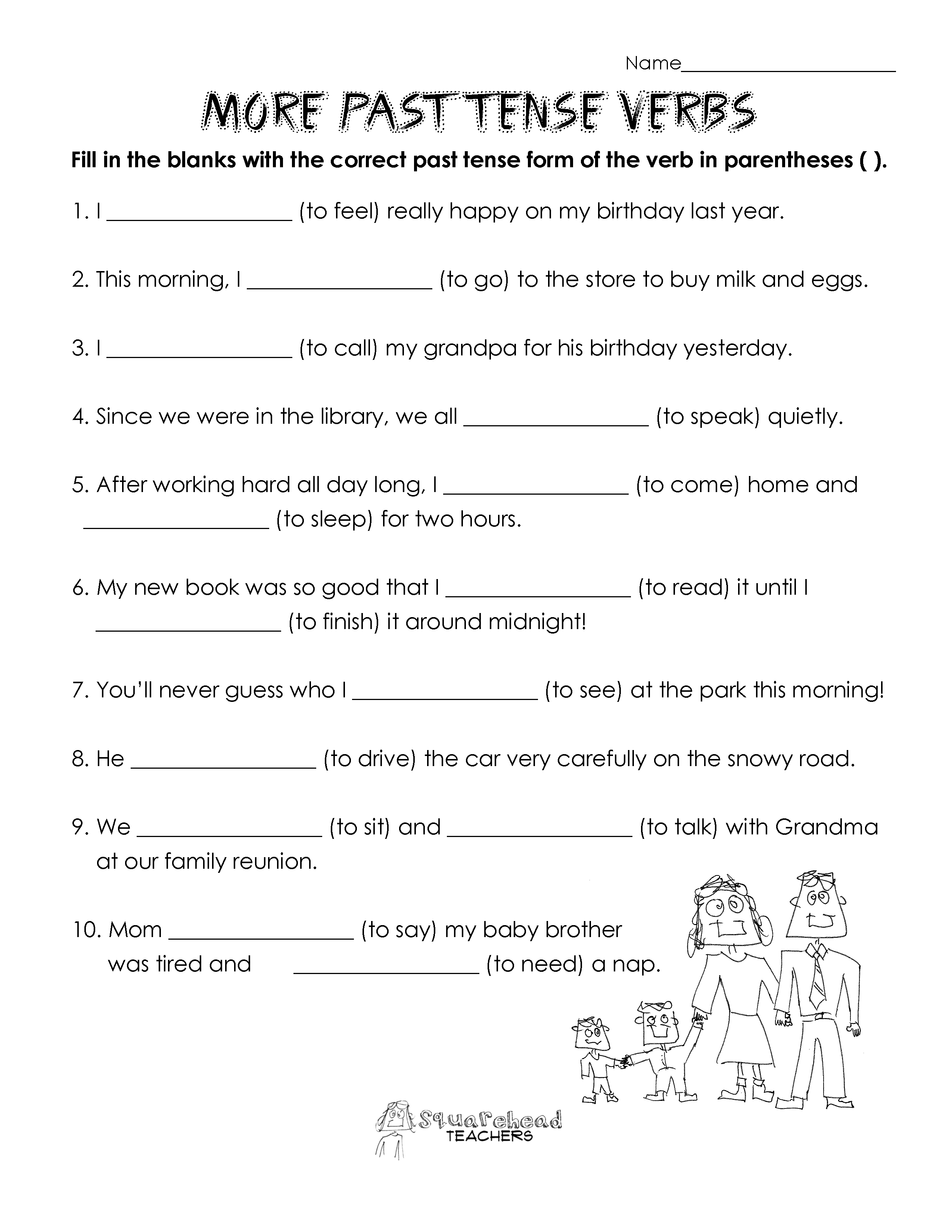 Delighted Resume Verbs Present Tense Photos - Example Resume and ...