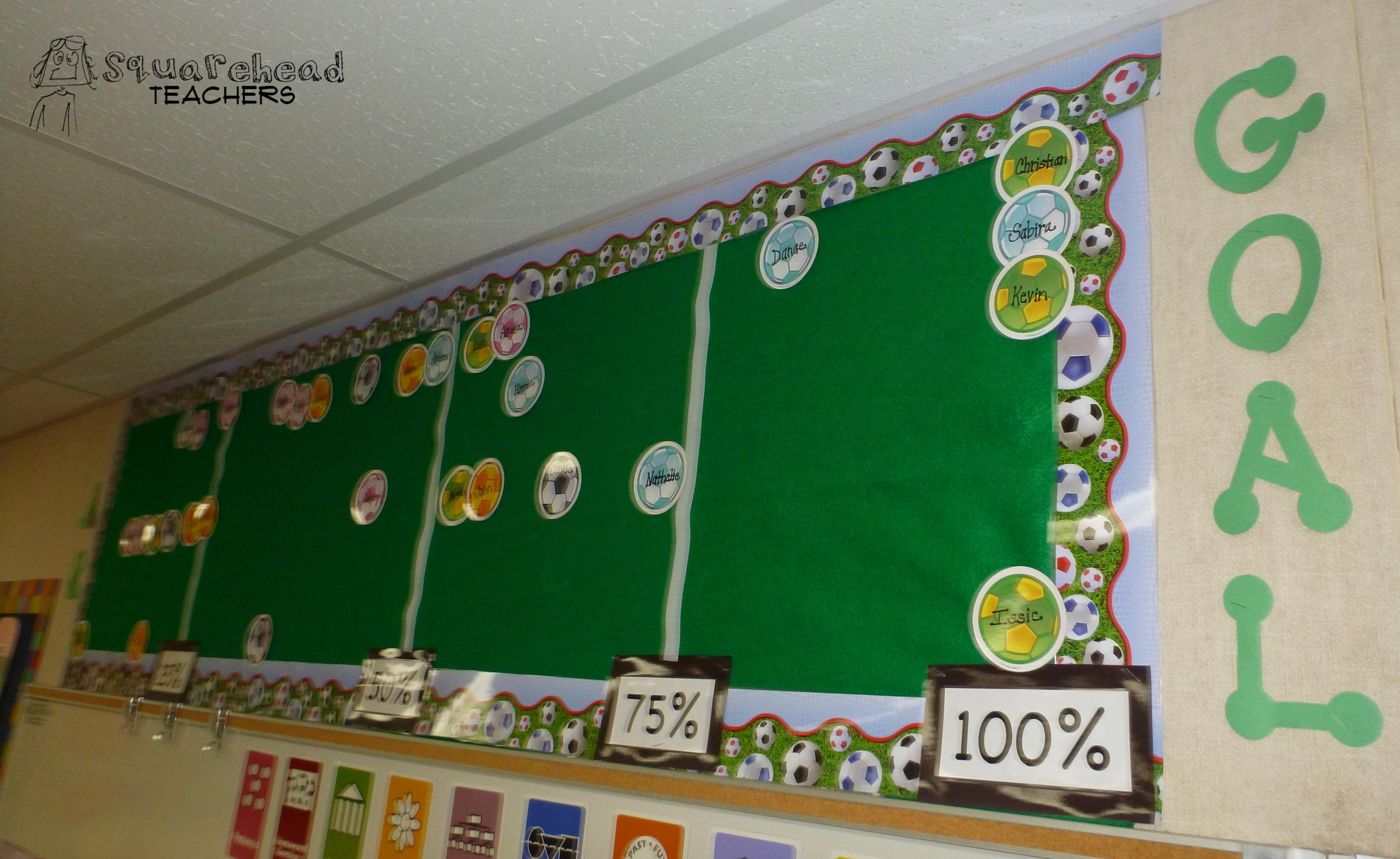Tracking Student Goals Squarehead Teachers