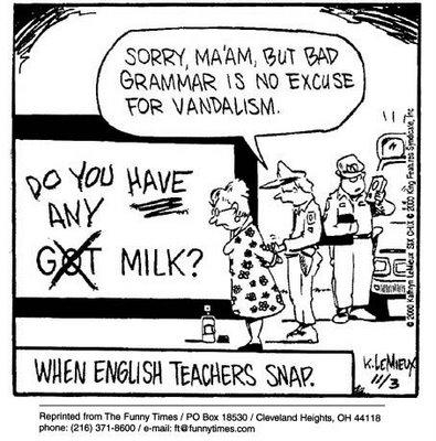 Homework english