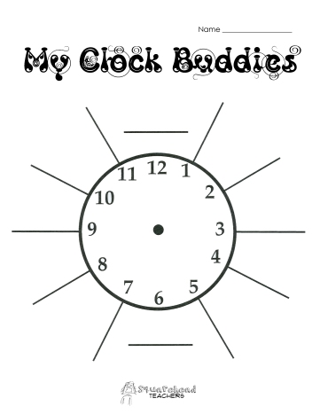 clock buddies
