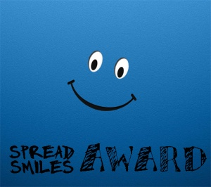 Spread a smile award