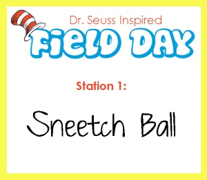 Dr. Seuss-Inspired Field Day