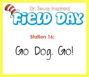 Station 16- Go Dog