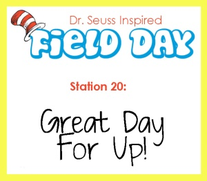 Station 20- Great Day For Up