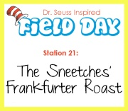 Station 21- Sneetches Frankfurter Roast