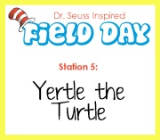 station 5- Yertle the Turtle