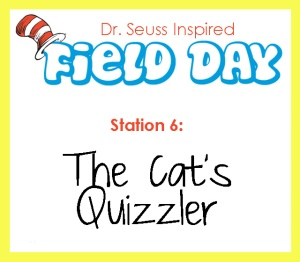 station 6- the cat's quizzler