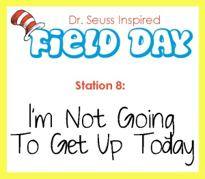 Station 8- I'm Not Going To Get Up Today