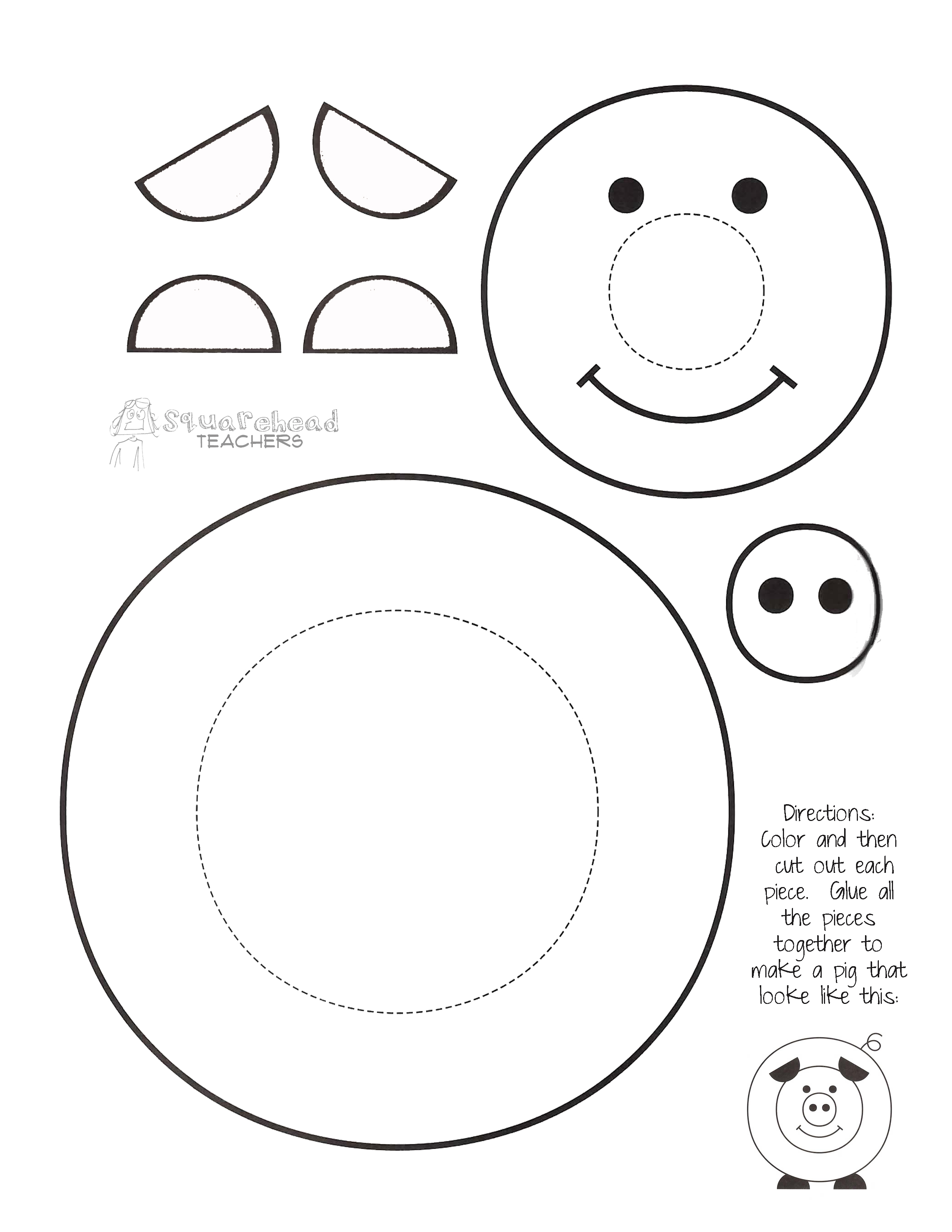 paint-a-pig-printable Template Of Accommodations Letter From Teacher on resume cover, end year, gift donation, free new, parent introduction, parent welcome, thank you, welcome back, appreciation thank you,