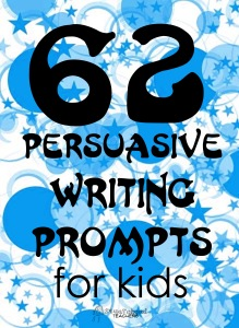 62 pers. writing prompts for kids