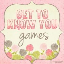 Get to know you games