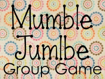 Mumble Jumble group game