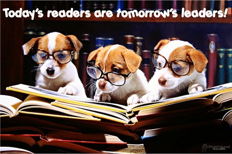 Read to Lead and Succeed! (UPDATED) | Squarehead Teachers