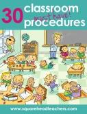 30 classroom procedures
