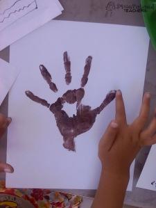 handprint apple tree 3