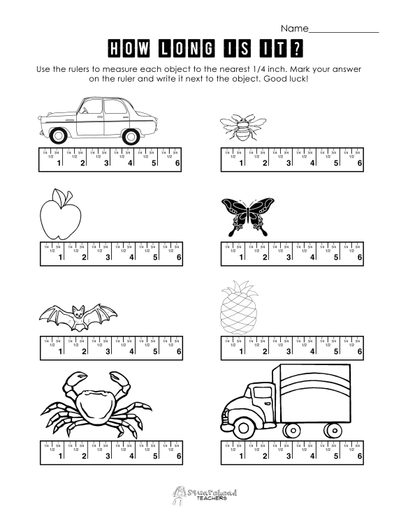 Ruler worksheet 1 copy
