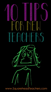10 tips for new teachers