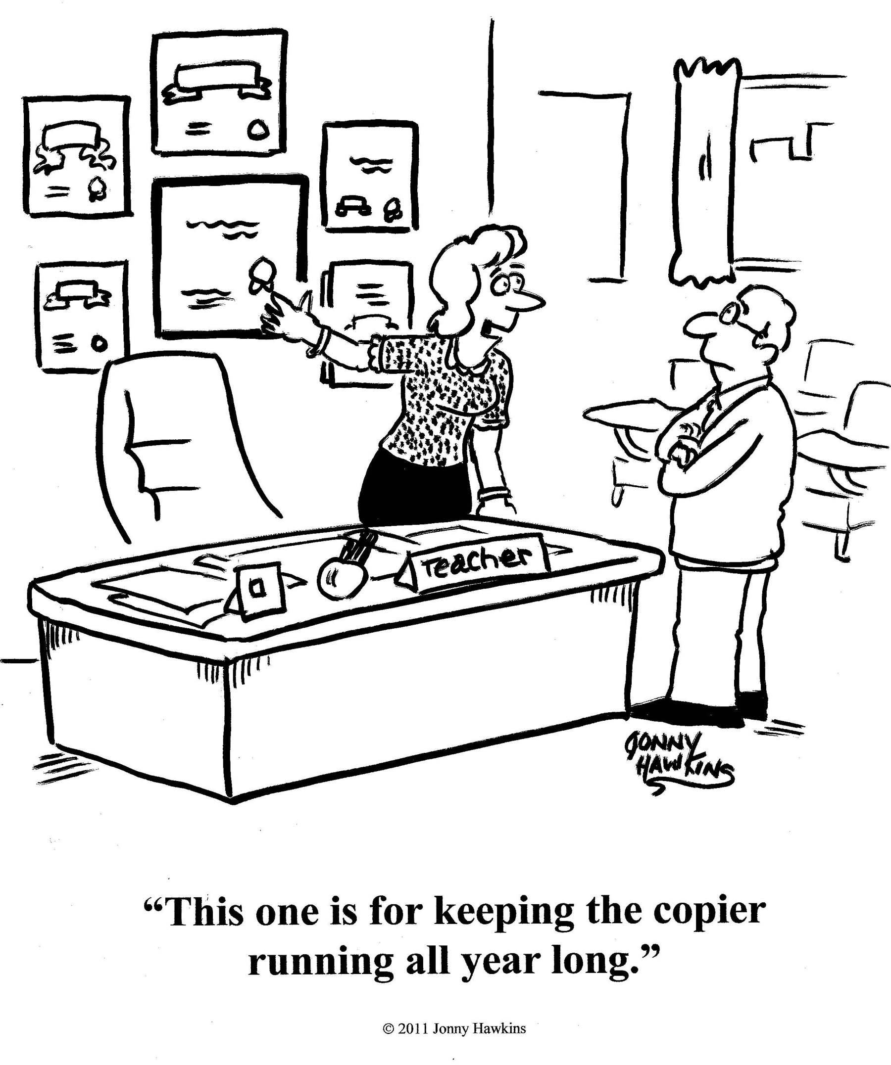 cartoons | Squarehead Teachers