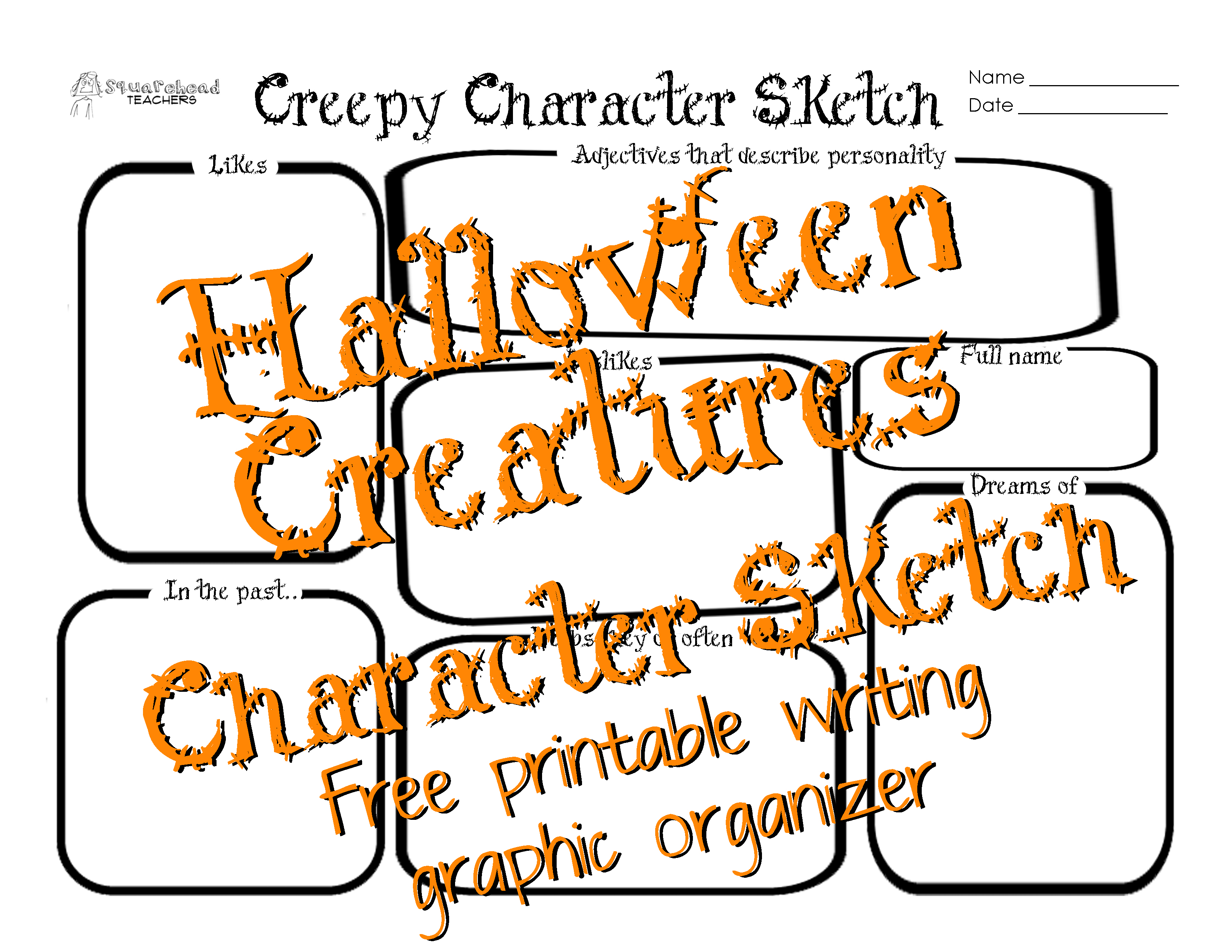 Character Sketch Examples for Creative Writers