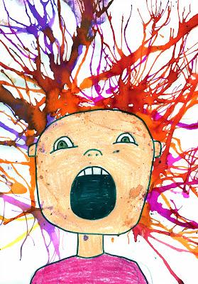 Fun Halloween Art/Craft Projects for Kids   Squarehead ...