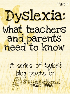 dyslexia series- sticker 4