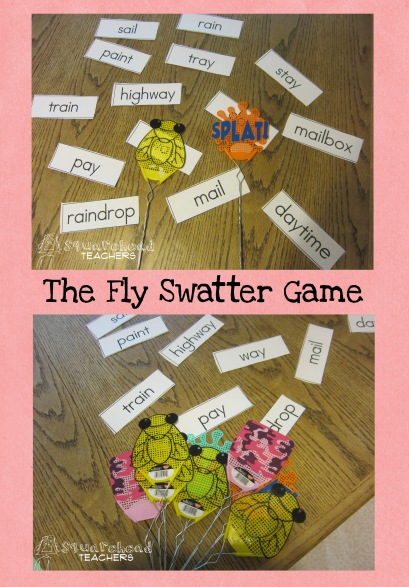 Fly Swatter game sticker