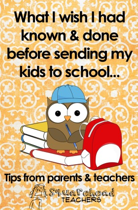 Sending Kids to School sticker