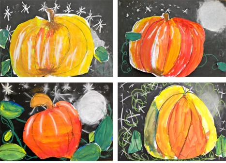 starlight pumpkins