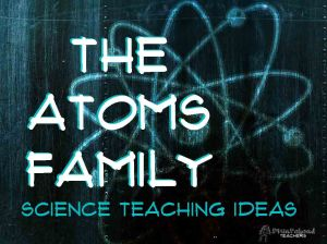Atoms Family STICKER