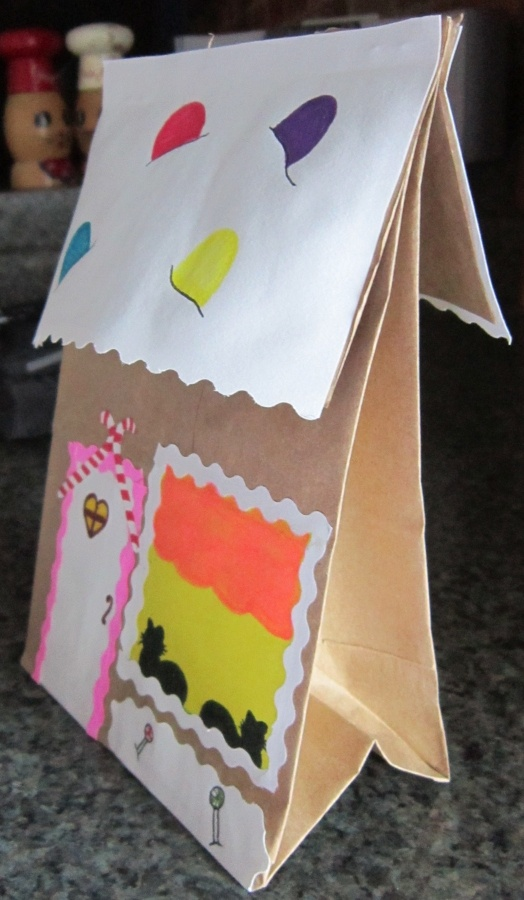 Holiday crafts activities for kids squarehead teachers for Brown paper bag crafts for preschoolers