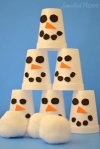 snowman slam