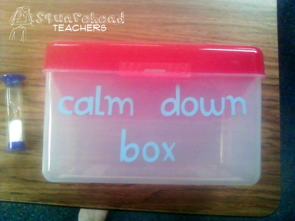 Calm Down Box 3