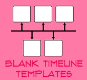 Blank Timeline Templates STICKER