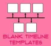 Blank Timeline Templates STICKER