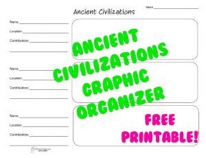 Ancient Civ G.O. STICKER