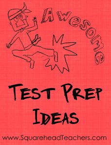 test prep ideas