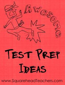 test prep ideas