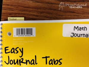 Journal Tab 3