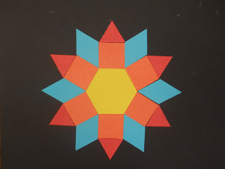 Tangram Turkey 2