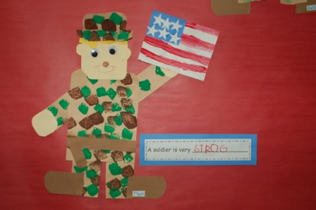 American hist patriotic squarehead teachers for Veterans day crafts for preschoolers