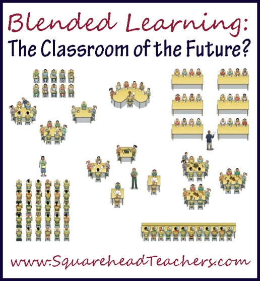 Blended Learning STICKER