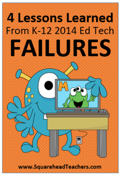 Tech failures STICKER