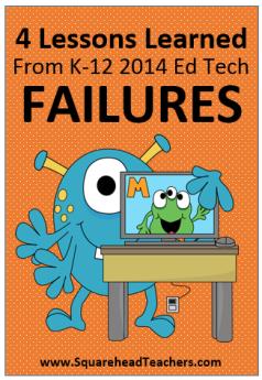 Tech failures STICKER