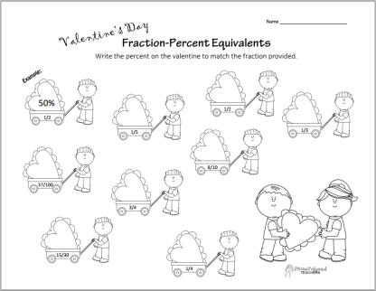 Valentines Frac-Perc Equiv STICKER