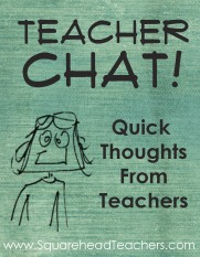 Teacher Chat - Teal