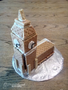 Graham Cracker Building - Big Ben